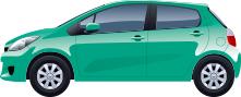 2台目のお車が今回はじめて自動車保険を契約するお車であること